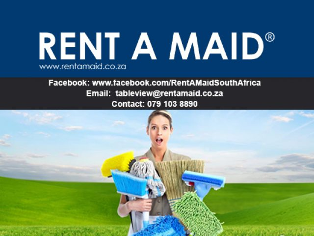 Rent a Maid – Table View