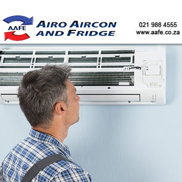 Airo Aircon and Fridge
