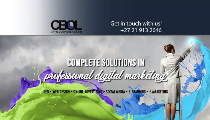 Cape Business Online - Your partner in web design and SEO