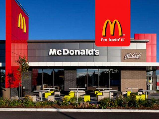 McDonald's Table View