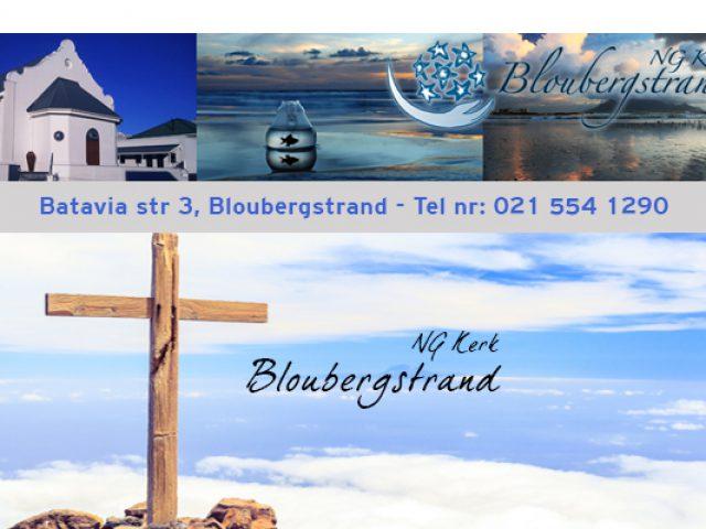 NG Kerk Bloubergstrand