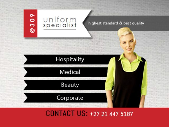 @309 Uniform Specialists
