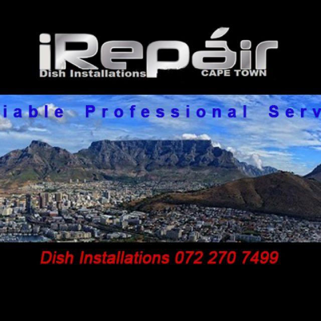 iRepair Dish Installations